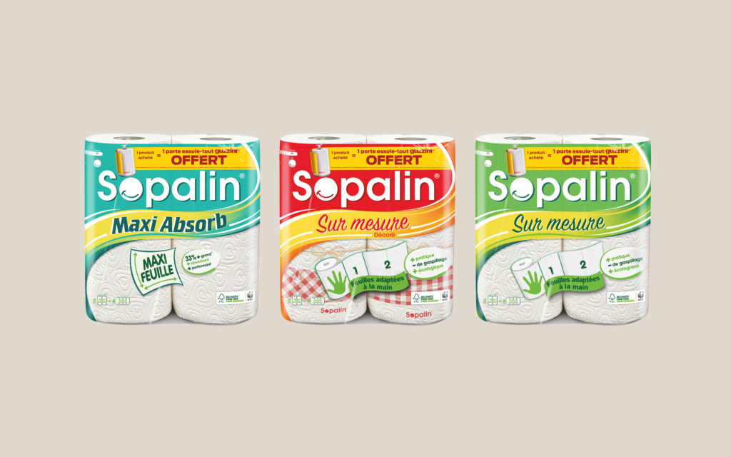 SOPALIN PACKS