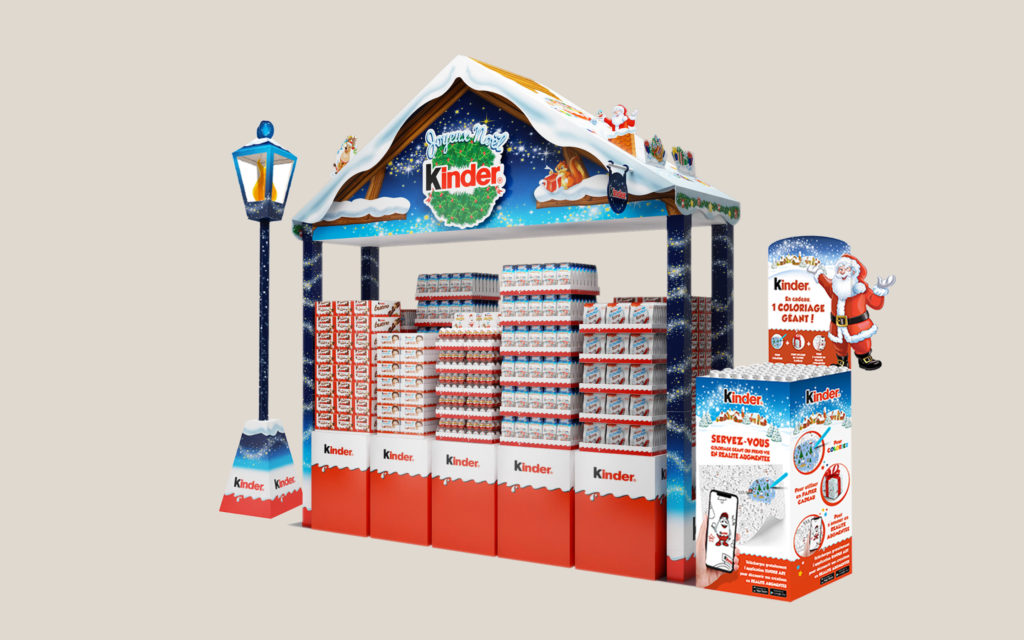 MERCH MAGASIN KINDER